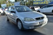 2004 Holden Astra TS MY04.5 CD Classic Silver Manual Sedan Campbelltown Campbelltown Area Preview