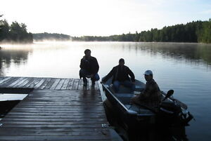 June Special !!!! Fishermen  Package!! Cottage and Motor Boat !!