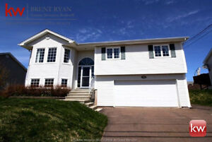 Beautiful home located at 141 Gilbert Finn in Dieppe NB