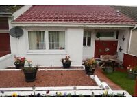 1 bedroom bungalow kirkmuirhill. Please note this property is not in the Clydebank area