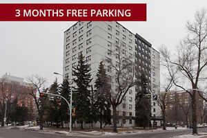 2 Bdrm available at 9999 111th Street NW, Edmonton