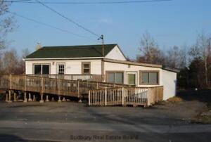 VAL CARON COMMERCIAL/RESIDENTIAL BUILDING $169,900