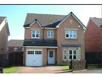 4 bedroom house to let in Bellshill