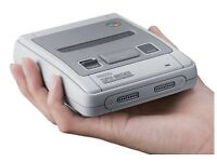 MINI SNES as new