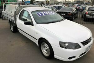2007 Ford Falcon BF Mk II XL Super Cab with RWC & REG 4 Speed Sports Automatic Cab Chassis Cheltenham Kingston Area Preview