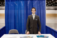 Loooking for staff for a trade show in St. Jacobs