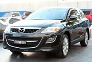 2010 Mazda CX-9 TB10A3 MY10 Grand Touring Black Sports Automatic Wagon Campbelltown Campbelltown Area Preview