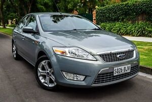 2008 Ford Mondeo MA Zetec Grey 6 Speed Sports Automatic Sedan Medindie Walkerville Area Preview