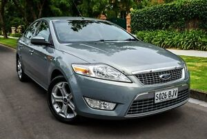 2008 Ford Mondeo MA LX Grey 6 Speed Sports Automatic Sedan Medindie Walkerville Area Preview