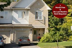 2 Bdrm Townhouse available at 650 Woodcliffe Private, Ottawa