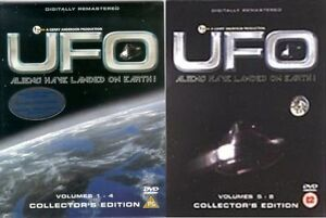UFO-VOLUMES-1-8-Collectors-Edition-New-Sealed-Fast-Post-Gerry-Anderson