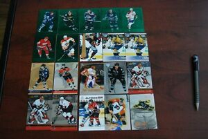 Cartes de Hockey de la NHL----(20)