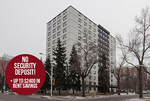 Bachelor available at 9999 111th Street NW, Edmonton
