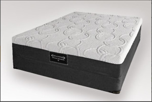 DREAM SENSATION GEL MEMORY FOAM QUEEN MATTRESS ON SALE NOW!