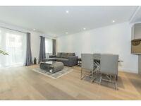 Modern 2 bedroom apartment in Fulham Reach, a riverside development in Hammersmith