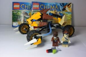 Small group buy of two Legends of Chima set Lego sets