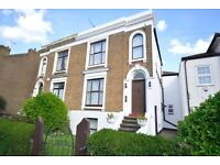 1 bed independent annex in character property 3 mins from station with shared garden