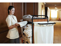 Housekeepers required for busy 5* hotel in Central London