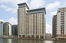 Stunning 2 bed 2 bath available now, DISCOVERY DOCK, Canary Wharf