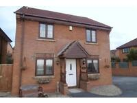 Large 3 BedDetached House to Let with Garage, Garden, Drive Conservatory. Nice family area with view
