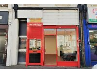Shop to let for beautician use