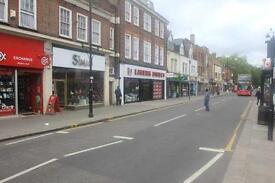 Studio Flat in Church Street, Enfield, EN2