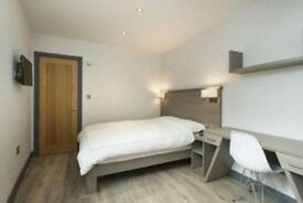 Spare ensuite room in 6 room flat, city centre, £125 per week