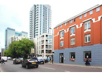 Fantastic 3 bed apartment with balcony in Aldgate, quick before it goes.