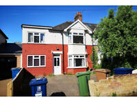 Double rooms available in a five bedroom property located in Cowley