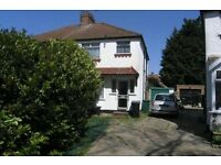 HENDON 4 Bedroom Semi Detached House with garage & off street parking