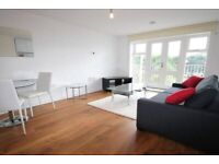 ++ Superb self contained 1 bed flat available immediately - in new development with exclusive gym ++