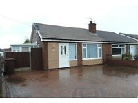 URGENT - 2 bedroom house or bungalow wanted