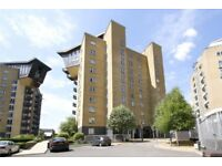 Two Bed Apartment in Canary Wharf E14 East London Tower Hamlets Available Now Parking + Gym Included