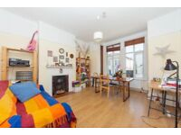 Stunning two bedrooms ground floor flat with a garden 5 min to the West Norwood train station