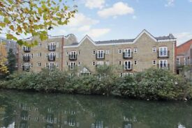 Modern Luxury Furnished Flat to Rent in Hackney overlooking the Regent Canal with Private Parking