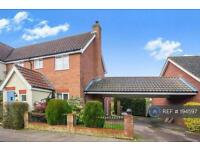 3 bedroom house in Chestnut Road, Norwich, NR15 (3 bed)