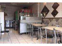 Pizza shop for sale in E14