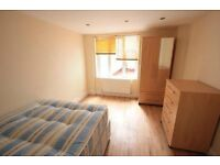 Fortnightly pay short/long term double room incl bills, Balham High Rd