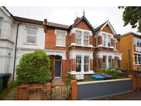Luxury two bed property in North London, perfect for small families. Huge garden