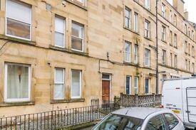 Unfurnished 1 Bedroom Ground Floor Flat on Wardlaw Place, Gorgie Edinburgh - Available NOW