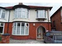 2 bedroom flat in Lincoln Road, Blackpool, FY1 (2 bed)