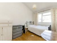 Spacious double room - Fulham Broadway-Short Let Only