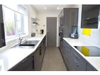 2 bedroom house for sale next to beach, beautiful decorated all new kitchen and bathroom