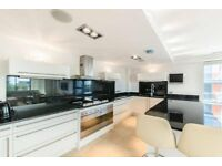 Two Bedroom Luxury Penthouse Apartment, Millharbour, Canry Wharf, E14