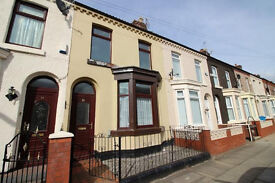 Rent to Buy this 2 bed mid terrace house, 23 Gladstone Rd, Liverpool, L9 1DX.