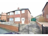 family of three looking to rent their next home, working, set budget, deposit set aside, North Leeds