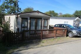 2 Bedroom Mobile Home in Beauport Park, TN37 available on a 'rolling' monthly rent as is for sale.