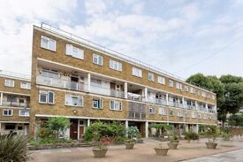 3 bedroom maisonette in Bow on two floors with driveway and garden