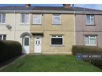 2 bedroom house in Glasfryn, Llanelli, SA14 (2 bed)