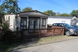 2 bedroom, Mobile Home for sale or rent in the wooded area of Beauport Park, St. Leonards-on-sea.